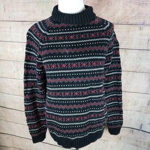 Lands End Classic Turtleneck Sweater